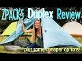 Zpacks Duplex Tent Review (plus some cheaper options!)