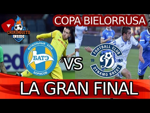 🔴  DIRECTO   FINAL COPA BIELORRUSA   Bate vs Dinamo Brest   Chiringuito Inside