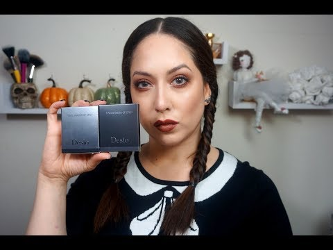 Desio Contacts Two Shades Of Grey Review/contacts For Dark Brown To Black Eyes