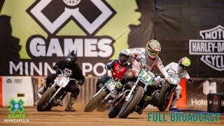 REPLAY: Harley-Davidson Hooligan Racing final | X Games Minneapolis 2019
