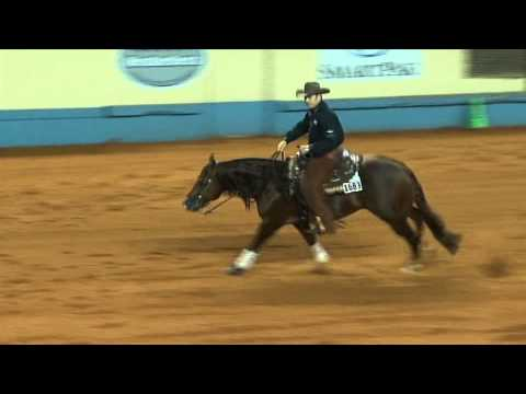 2011 AQHA World Show Senior Reining from YouTube · High Definition · Duration:  3 minutes 38 seconds  · 59.000+ views · uploaded on 19.11.2011 · uploaded by AQHA Video
