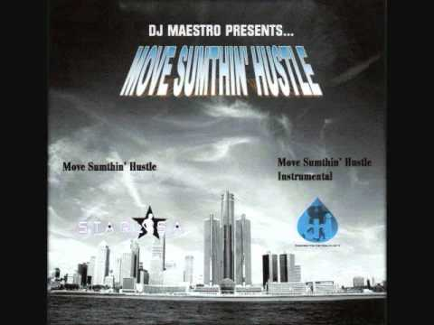 DJ Maestro Presents, Move Sumthin Featuring StarLisa