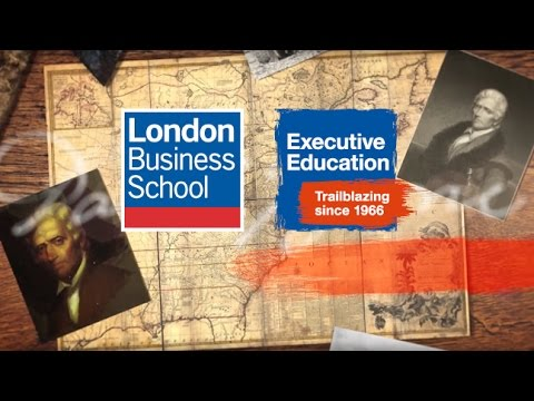 Executive Education - Trailblazing since 1966 | London Business School