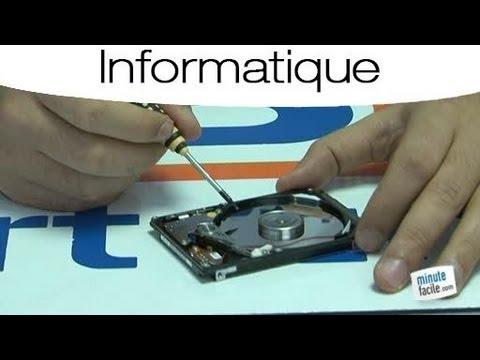 Détecter Les pannes de disque dur