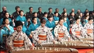 赤馬節 ♫ 八重山古典民謡 / 保存会豪華出演版↝ TBNYD13