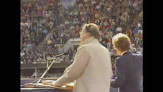 Billy Graham - Risti