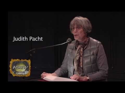 Judith Pacht reads her poem, a response to  Haiku by Natsume Soseki