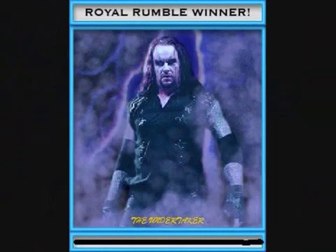 Tribute to The Deadman, The Undertaker!