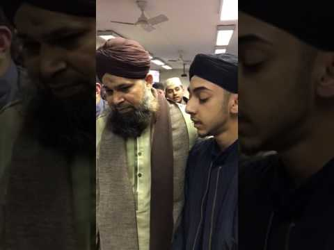Owais Raza Qadri & Hassan Raza *EXCLUSIVE NAAT*   Hasbi Rabbi *NEW NAAT*