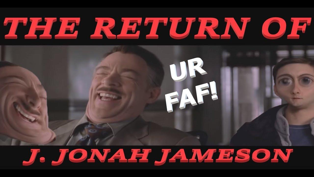 ytp return of j jonah jameson youtube