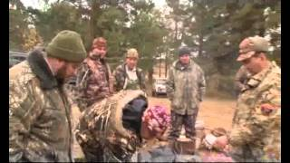 Передача на канале катунь 24 Охота и рыбалка выпуск1