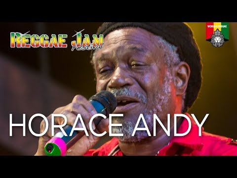 Horace Andy Live at Reggae Jam 2017