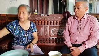 Chị Khánh người Nghệ An  ung thư vòm họng