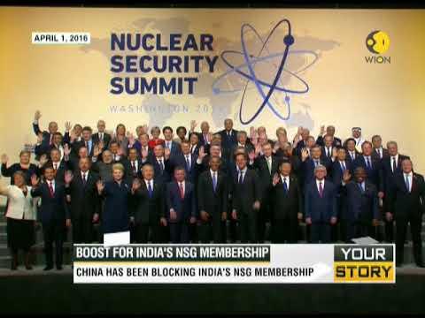Boost for India's NSG membership