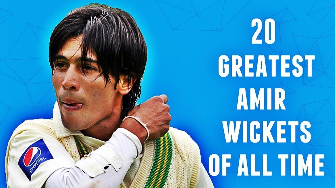 Download 20 Greatest Amir Wickets of All Time