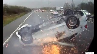 NEW brutal car crash compilation #1 2018!! *HD* germany/usa/russia *HEAVY*