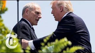 John Kelly, President Trump's New Chief of Staff | The New York Times