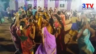 Banjara Womens Group Dance in Kukatpally Teej Festival | 3TV BANJARA