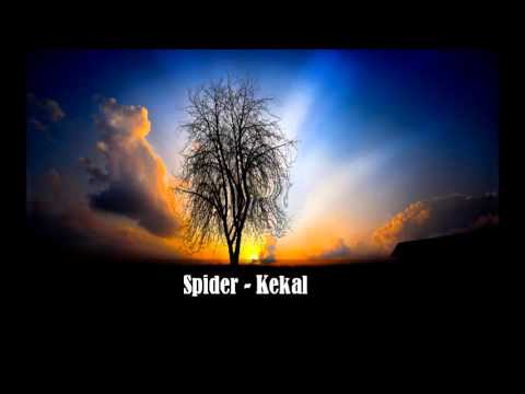 kekal - spider (lyrics)