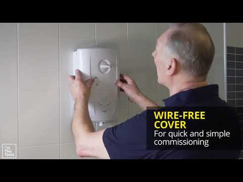 Triton T80 Pro Fit Electric Showers Reviewed By On The Tools.