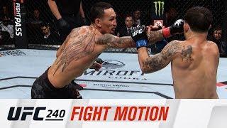 UFC 240: Fight Motion