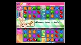 Candy Crush Saga Level 650 ★★★ NO BOOSTER - 69.460 points