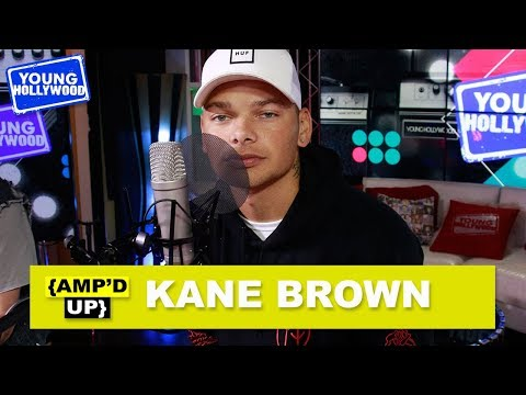 Kane Brown: I Bet I Can Beat You With My Feet!