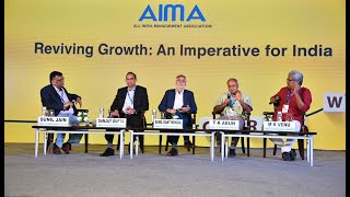 Economic editors debate ways to Revive Indian Economy