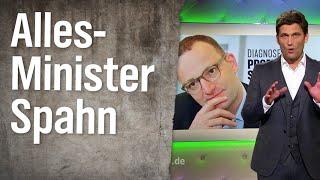 Gefühlter Alles-Minister Jens Spahn