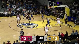 Bol (21 points) Highlights vs. Santa Cruz Warriors