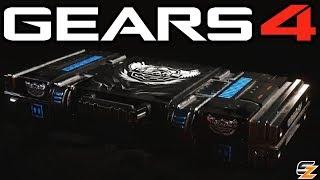 Gears of War 4 Gear Packs - OPENING ESPORTS SUPPORTER 12 GEAR PACKS!