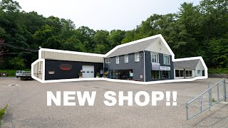 homepage tile video photo for WE BOUGHT A BODY SHOP!!!