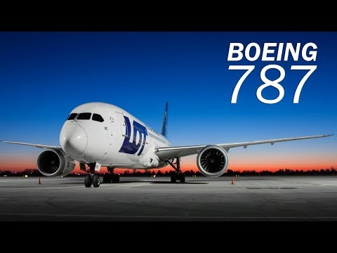 Boeing 787: The legend of Dreamliner