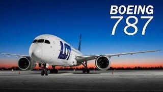 787 বোয়িং: ড্রিমলাইনার এর কিংবদন্তী