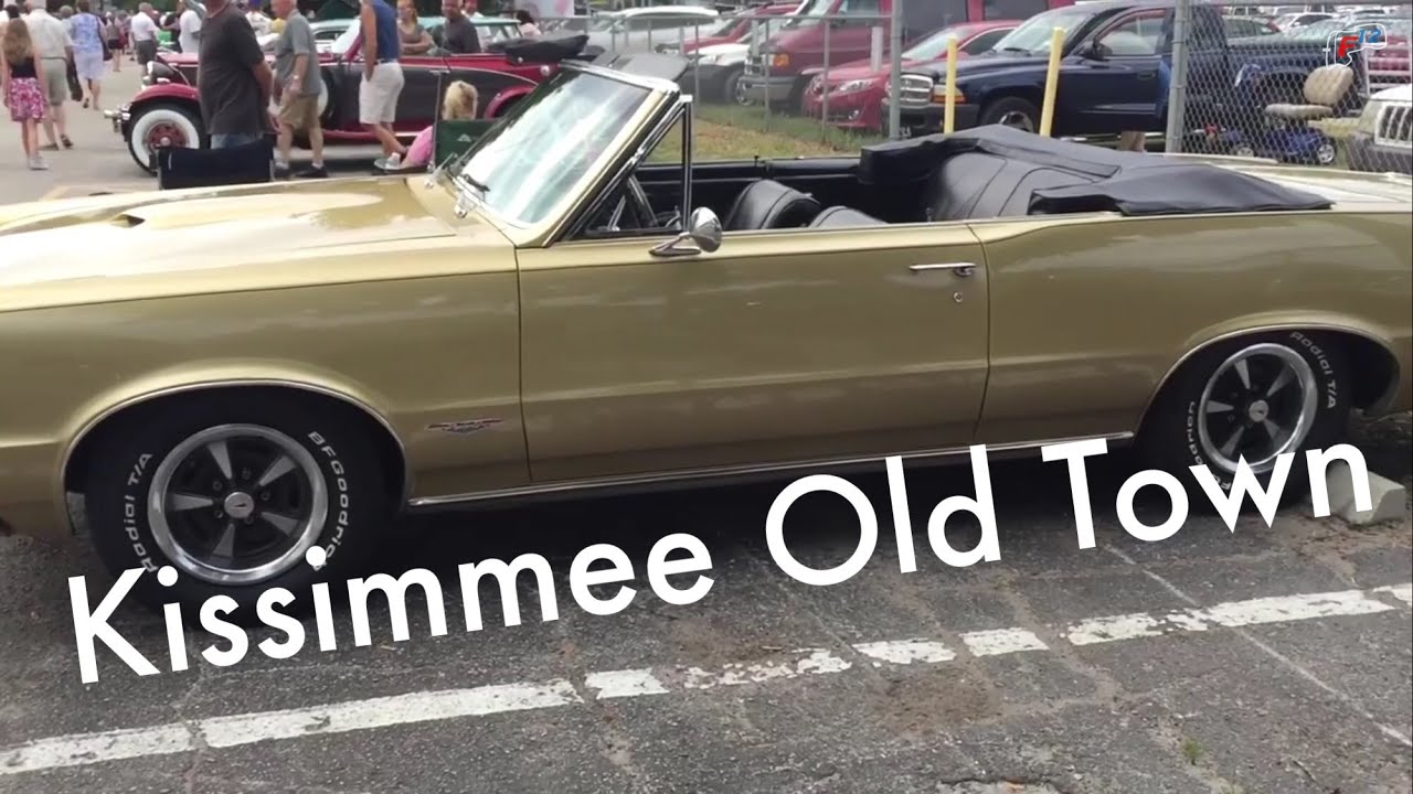 Old Town Kissimmee Car Show YouTube - Old town kissimmee florida car show