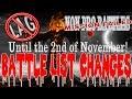 Noelmonster´s Daily Live Stream on Tanki Online. Legend 62 Halloween Lagging Measurements  !