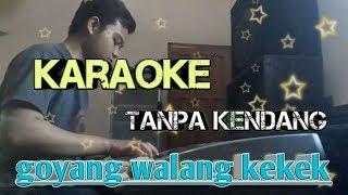 goyang walang kekek karaoke yamaha PSR TANPA KENDANG