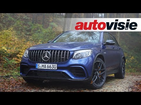 Eerste testnotities: Mercedes-AMG GLC 63 S 4Matic+ (2017)