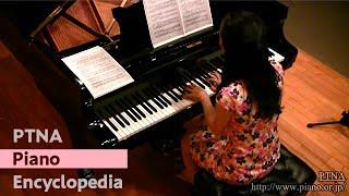 Ravina, Jean Henri: Etudes mignonnes ,Op.60 6.Andantino con moto /  Pf.中村純子:Nakamura,Junko
