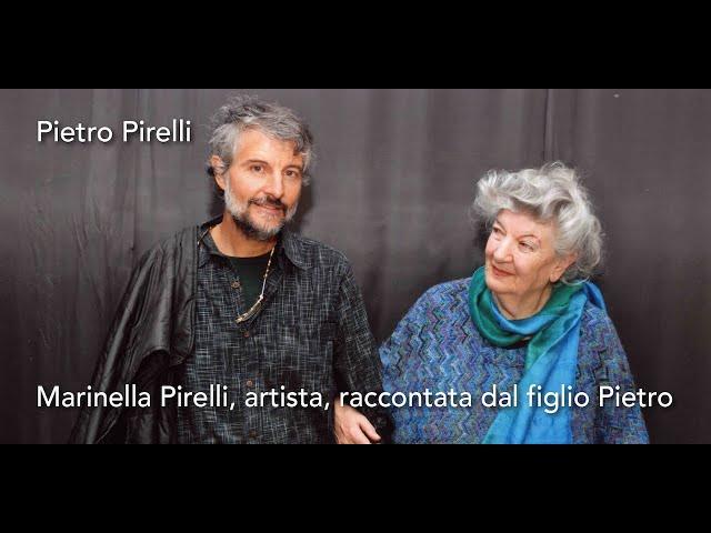 Luce e Colore tra Arte e Design | Pietro Pirelli - Marinella Pirelli raccontata dal figlio Pietro