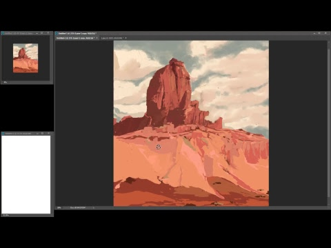 Landscapes like  | Studies in Photoshop