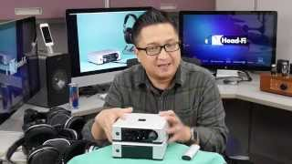 Meridian Prime DAC / Headphone Amp - Head-Fi TV