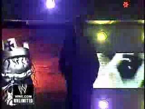 Triple H Make His Entrance