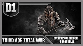 Third Age: Divide and Conquer - Dwarves of Erebor & Iron Hills Part 1 - Bearded Beginnings
