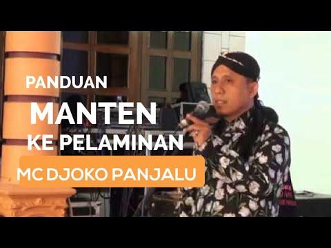 Panyondro Pamboyonge Temanten Putri Oleh MC Djoko Panjalu