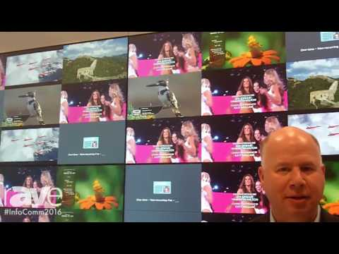 InfoComm 2016: ClearOne Displays Network Media Streaming Product VIEW Pro