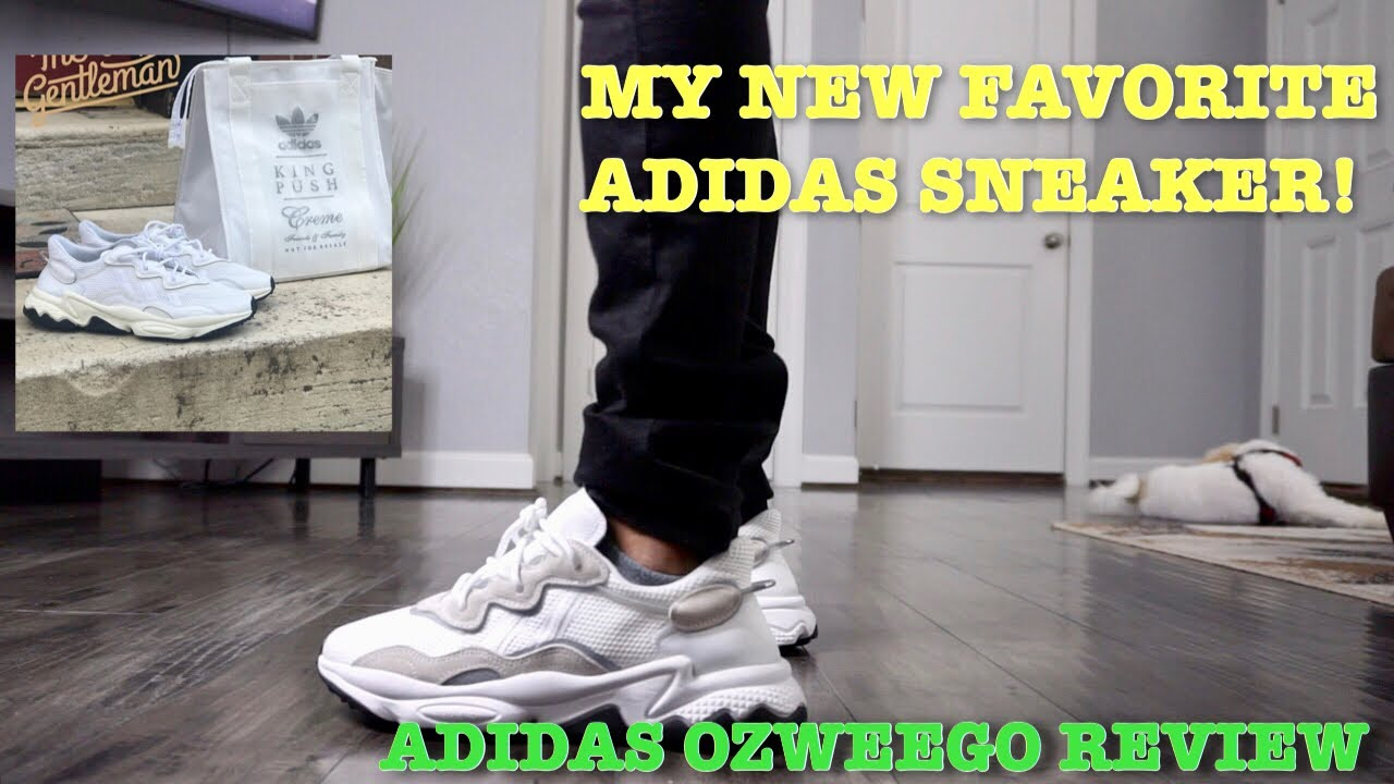 ADIDAS OZWEEGO ON-FEET REVIEW CLOUD WHITE