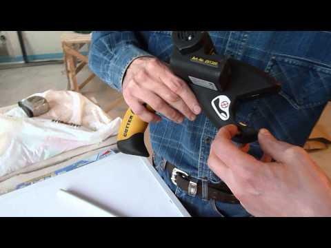 Хорошие ножницы для резки ППР и REHAU труб смотреть в хорошем качестве