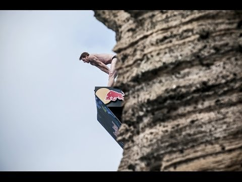 Red Bull Cliff Diving World Series 2013 - Stop In Azores