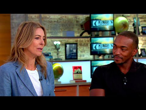 Director Kathryn Bigelow, actor Anthony Mackie talk race relations and new film